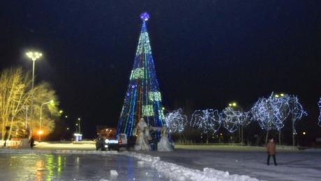 Казахстанцы готовятся к встрече Нового года