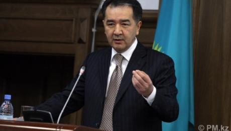Все проекты программы «Нурлы жол» будут запущены без задержек - Б.Сагинтаев