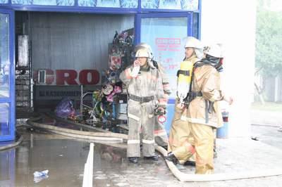 Неизвестно, сколько еще раз алматинским пожарным  придется выезжать на подобные ЧП.