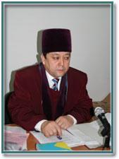 Председательствующий судья Нурдилла Сеитов