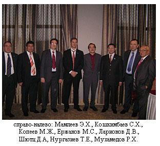USAID и Евразийский Совет сертифицированных бухгалтеров и аудиторов провели церемонию подписания Меморандума об официальной передаче Программы профессиональной сертфикации бухгалтеров