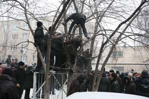 Департамент жилья стал самым популярным местом в Алматы