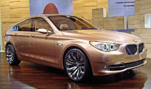 BMW5−Series GranTurismo объединил плюсы внедорожника, <nobr>мини-вэна</nobr> иседана
