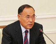 Выступление Государственного секретаря РК К. Саудабаева на открытии международной конференции «Современный Казахстан и «Путь Европу» (Астана, 21 мая 2009 года)