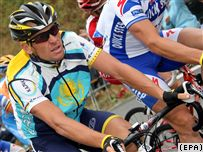Велокоманда «Астана» снова в центре антидопингового скандала