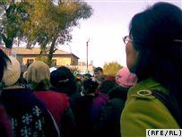 В Талдыкоргане протестуют против уличной торговли, хотя власти уверяют, что с ней покончили