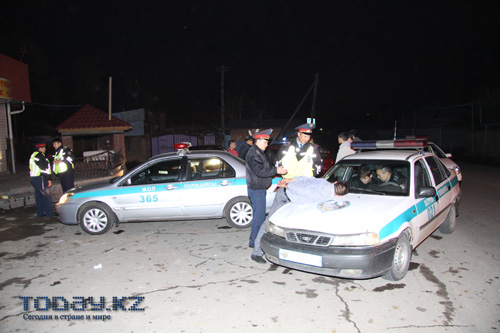 Угонщики устроили форменный беспредел, но от полиции так и не ушли (фото)