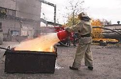 В Алматы завершились республиканские учения «Зима-2009»