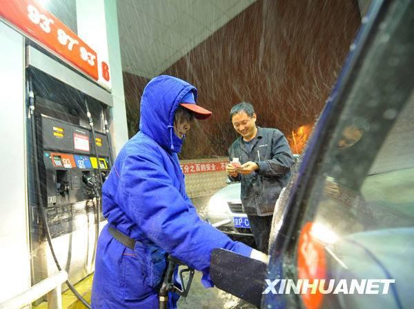 Цены на бензин и дизельное топливо в Китае выросли на 480 юаней за тонну