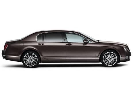 Компания Bentley подготовила для китайцев спецверсии двух моделей (фото)