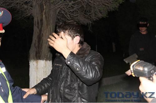 Дорожные полицейские задержали пьяного водителя автобуса (фото)
