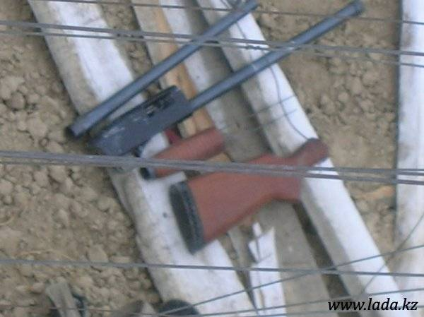 «Был побег, я по ним стрелял, меня ранили…» подробности побега заключённых в Актау (фото)