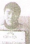 Фото разыскиваемых заключённых, совершивших побег в Актау