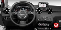 Ай-Штучка. Тест-драйв компактного хэтчбека Audi A1