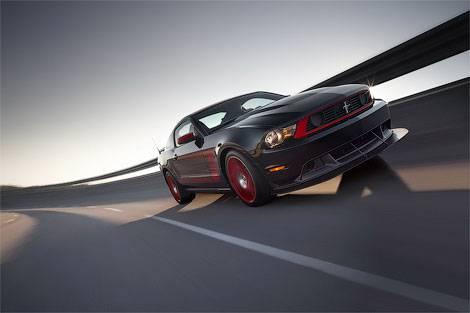 Ford сделал из купе Mustang 440-сильного «Босса» (фото)
