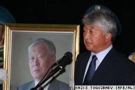 В Алматы похоронили Владимира Ни