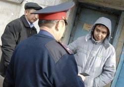 Прокуроры Караганды и Темиртау критикуют работу участковых инспекторов полиции