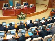 Со следующего года все принимаемые законопроекты Казахстана будут проходить научную экономическую экспертизу