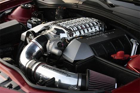 Ателье Hennessey построило 602-сильный Chevrolet Camaro
