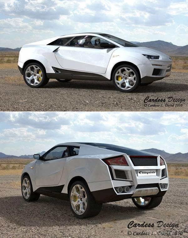 Lamborghini: Sesto Elemento пойдет в серию