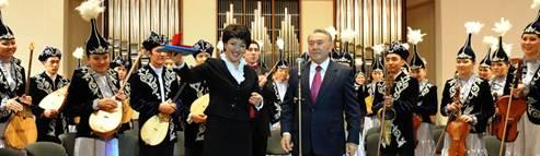 Мегаполис науки, культуры и спорта. Нурсултан Назарбаев призвал алматинцев беречь свой город и содержать его в чистоте