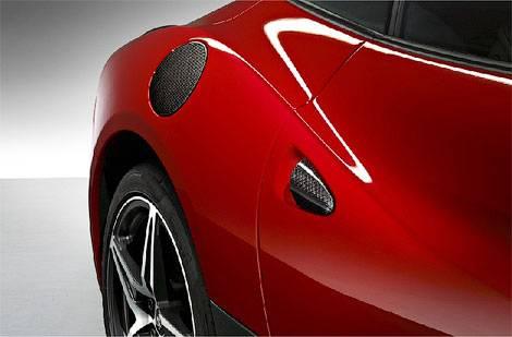 Специально для японцев в Ferrari построили эксклюзивную «Калифорнию»