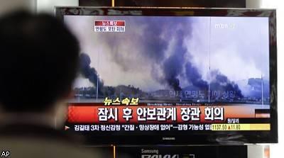 Президент Южной Кореи призвал КНДР остановить военные действия