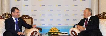 Н. Назарбаев выдвинул ряд инициатив по реформированию ОБСЕ
