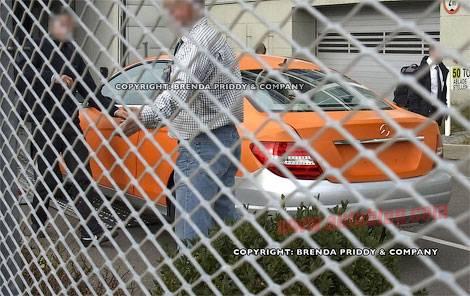 Купе Mercedes-Benz C-Class сфотографировали без камуфляжа