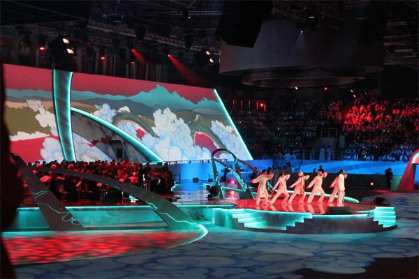 В Алматы состоялась церемония закрытия VII зимних Азиатских игр (ФОТО)