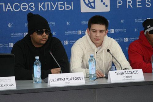 Группа «Onyx» считает Розу Рымбаеву рэппером