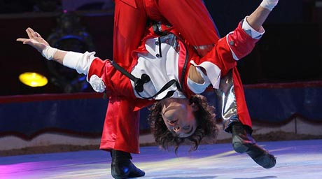 Казахстанские артисты завоевали цирковой «Оскар» на фестивале в Монако (фото)