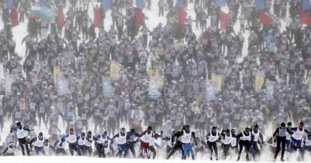Такой разнообразный спорт (фото)
