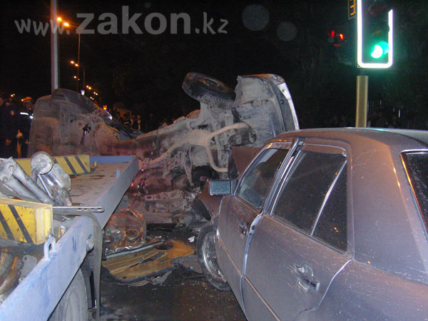Аварии Алматы. Непридуманные истории (фотоархив, часть 2)