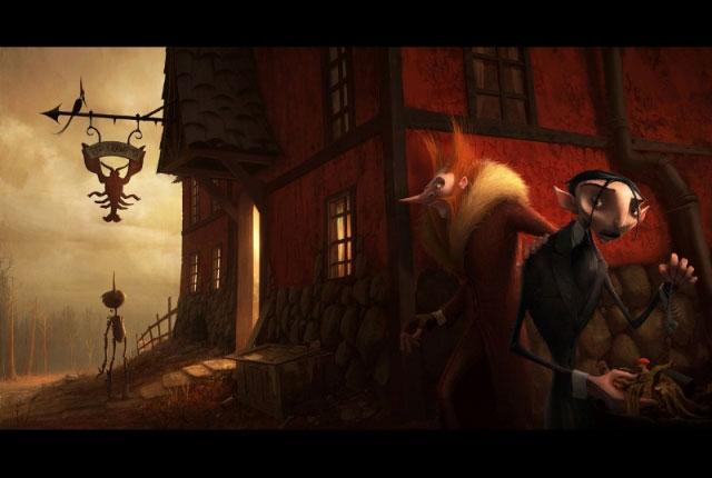 Гильермо Дель Торо покажет нового «Пиноккио»