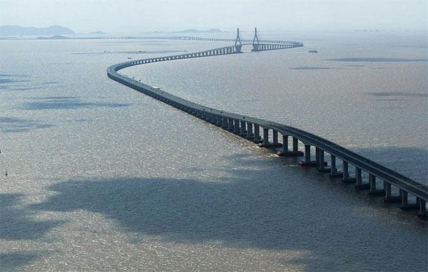 Топ мостов-рекордсменов (фото)