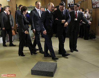 Путин: Кризис в Африке аукнется на Кавказе (фото)