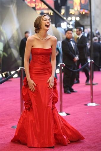 Фоторепортаж с церемонии награждения премии «Оскар»