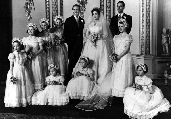 Королевские бракосочетания (фото)