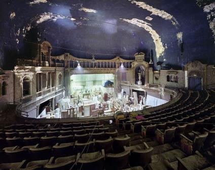 Старые кинотеатры Америки (фото)