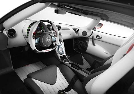 Koenigsegg рассекретил 1115-сильный гиперкар