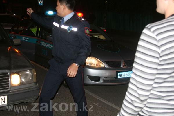 В Алматы сотрудники УБОП обезвредили похитителей школьницы