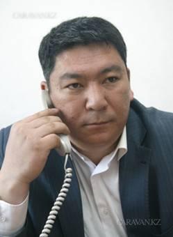 Серик Сатыбалдинович ОРАЗБЕКОВ