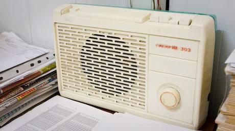 После землетрясения алматинцам посоветовали восстановить радиоточки