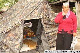 В Казаткоме и Маловодном не ночуют в своих домах. Боятся землетрясения