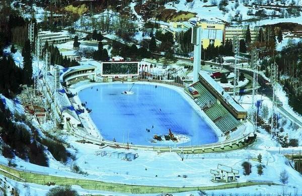 Ледовый дворец «Алау» признан лучшей инфраструктурой, «Медеу» - лучшим открытым катком в СНГ