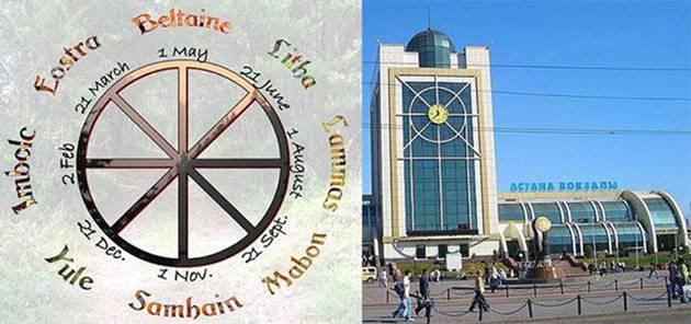 Масонский город в самом сердце Евразии