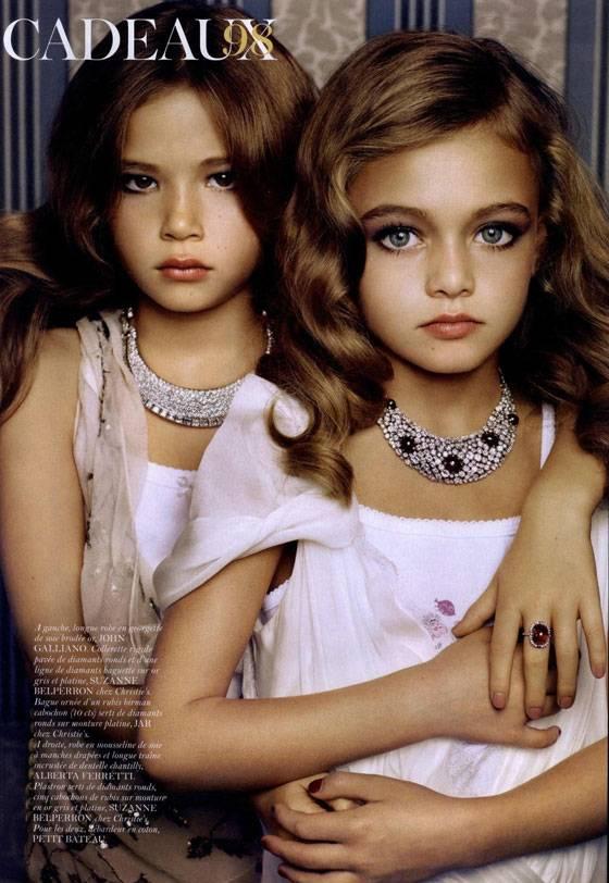 несовершеннолетние маленькие голые девочки