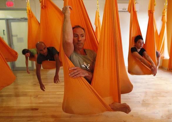 0212 Антигравитационная йога