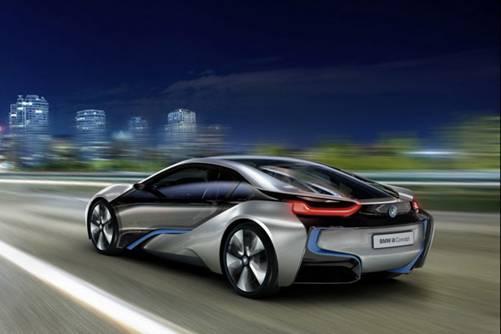 Новые концепты от BMW